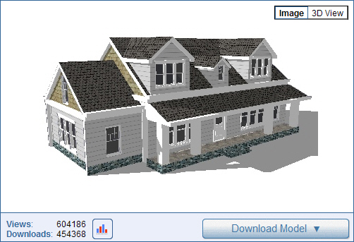 SketchUp on the platform - Insitebuilders