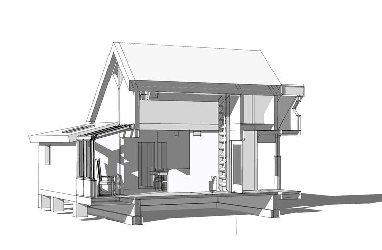 Insitebuilders: How a House is Built - Section South